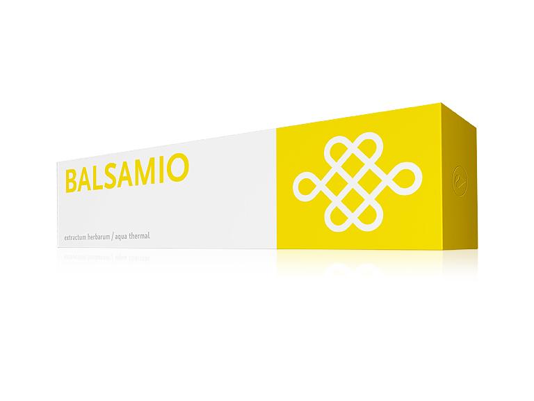 Balsamio, zubná pasta, energy