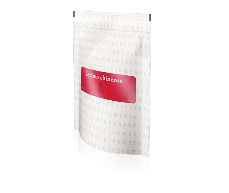 Lycium chinense, energy, bylinný čaj
