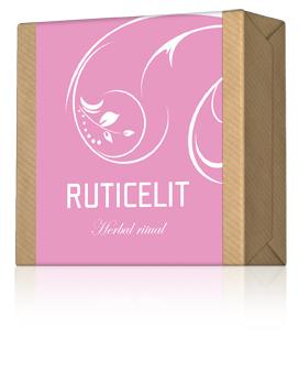 Ruticelit, mydlo, energy, pentagram
