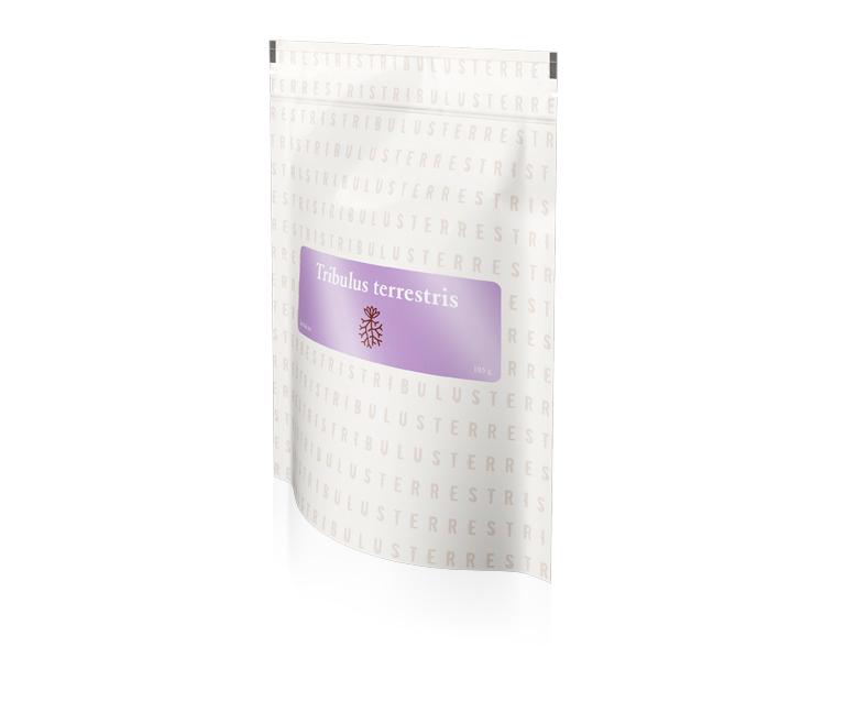 Tribulus terrestris, energy, bylinný čaj
