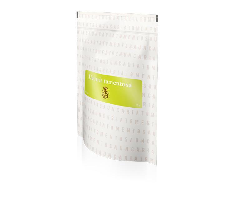 Uncaria tomentosa, energy, bylinný čaj