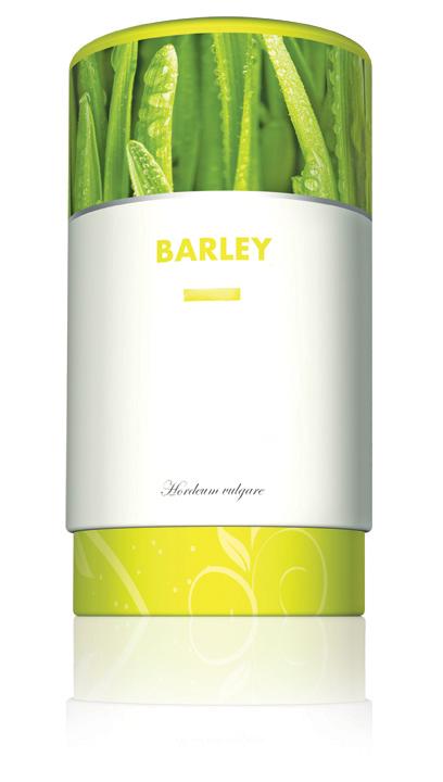 Barley mladý jačmeň