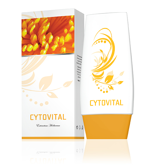 Cytovital, energy, Pentagram, krém